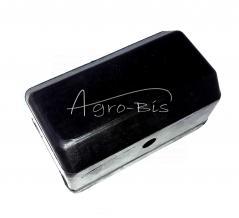 Odbój gumowy przyczepy HL 110X60X50 69941225380 Zderzak