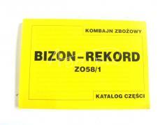 Katalog części Bizon Rekord