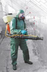 ZESTAW OCHRONY CHEMICZNEJ 001 XL