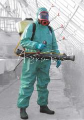 ZESTAW OCHRONY CHEMICZNEJ 003 XL