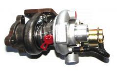Turbosprężarka do Kubota o typie silnika V2403