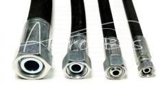 Przewód hydrauliczny M22X1.5 AA12X1500 1