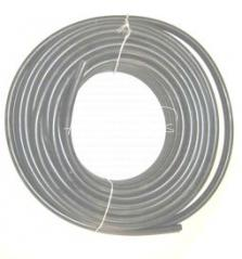 Przewód podwójny pulsatora PVC L=25m czarny