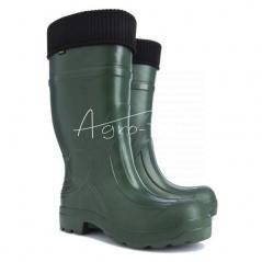 Bardzo lekkie,  wytrzymałe i funkcjonalne kalosze, które zapewnią ochronę przed wilgocią w bardzo trudnych warunkach.