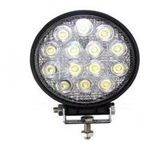 Lampa robocza 14 LED okrągła Motorra
