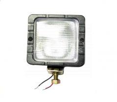 Lampa robocza kwadratowa H3 12V