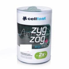Zestaw ZYG ZAG wąż rozciągliwy 7,5 mb + końcówki ERGO