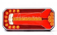 Lampa tylna W150 LED 12V/24VW150