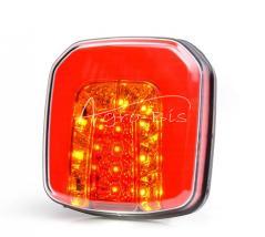 Lampa zespolona tylna W145 LED