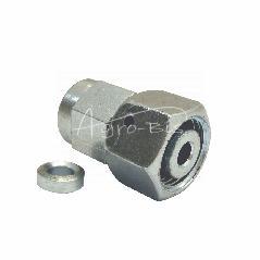 Złączka pod manometr M18X1,5 12N
