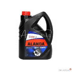 Olej Superol Alanda 15W40 średnie opakowanie 5l