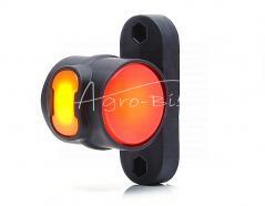 Lampa zespolona LED W148 pozycyjna przedniotylnoboczna 12V24V