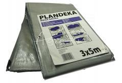 PLANDEKA 3X5 260G/M2 MEGA