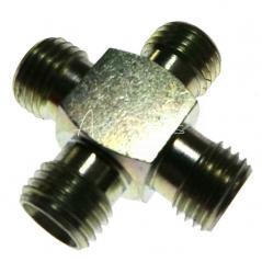 Złączka czwórnikowa M14*1,5 8L  PN149 M14*1,5 8L