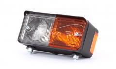 Lampa kierunku C360 lewa W06L  80350972