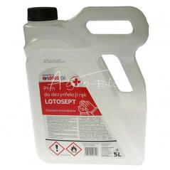 Płyn do dezynfekcji rąk 5L LOTOSEPT  LOTOSEPT/R