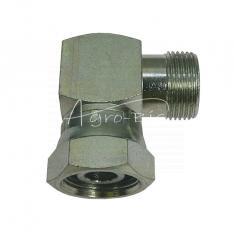 Złączka kolankowa AB oring M22 x1,5/M22x1,5 14S/14S HS300