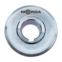Koło pasowe 1 pasek HB ŚR.80 FI30 stalowe MORGA