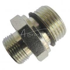 Przyłączka prosta ZN140  M27x  2/M22x1,5 ED/16L