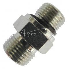 Przyłączka prosta ZN140  M18x  1,5/M18x1,5 ED/12L