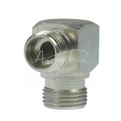 Złączka kolankowa ZN143 M16x1  ,5/M18x1,5 10L/12L