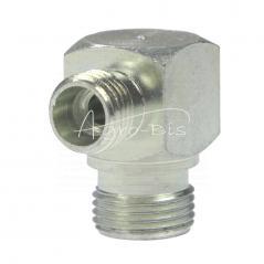 Złączka kolankowa ZN143 M14x1  ,5/M18x1,5 8L/12L