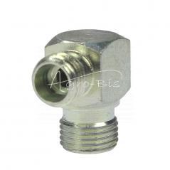 Złączka kolankowa ZN143 M14x1  ,5/M16x1,5 8L/10L