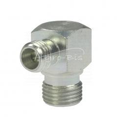 Złączka kolankowa ZN143 M12x1  ,5/M16x1,5 6L/10L
