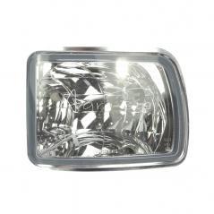 Lampa robocza 123x115 L do John Deere + żar.H27 12v