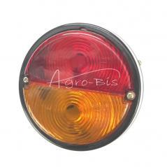 Obudowa lampy tylnej C330 metal lewa