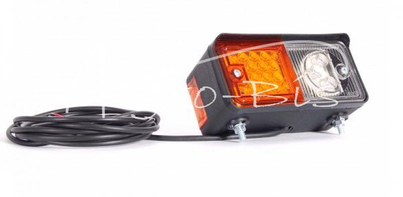 Lampa diodowa do ciągników i maszyn rolniczych